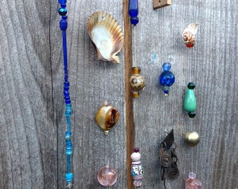 Long Found Object Wind Chime