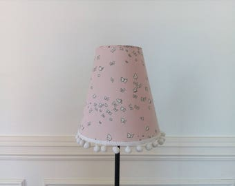 Lampshade in cotton,