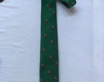 Vintage Leprachaun Tie