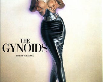 Scale 1/4 The Gynoids Blind beauty resin figurine