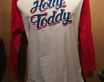 Ole Miss Hotty Toddy Baseball Tee