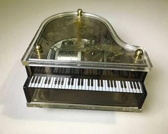 Schmid Piano Music Box, 50th Anniversary