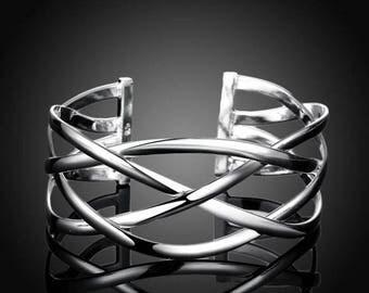 "Woman cuff ""Séville"" Cuff Bracelet"