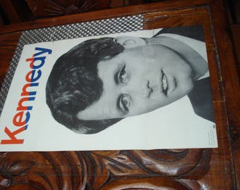 Robert Kennedy Campagne poster