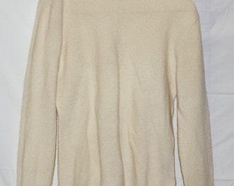 Andre Christian Vintage Cashmere Turtleneck