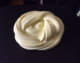 Thick Yellow Cream Cheese Slime!!!