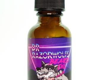 Dr Razorwolf's Classic Beard oil