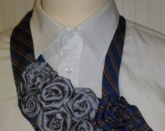 Yves Saint Laurent Tie Necklace