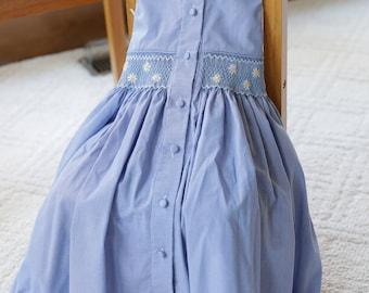 Handmade Blue Sundress