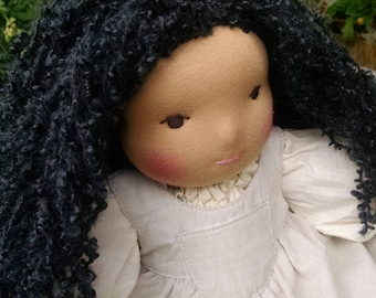 Waldorf Doll 16 Inch Custom