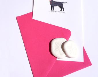 Black Lab Notecards by Taylor Made designs