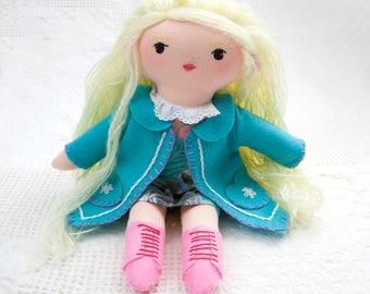 Blonde Darling Doll