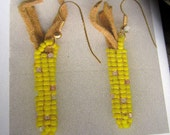 Beaded Corn Earring kit