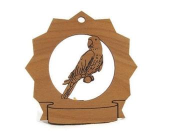 Amazon Parrot Personalized Ornament