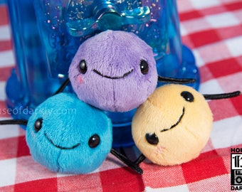 Ungrumpy Gumball plush gum choose your color preference
