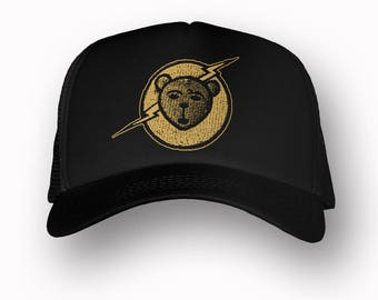 BAD News BEARS Trucker Hat (+ Custom Colors) Baseball Team - Zen Threads - Hand screen printed in California - Ships Free