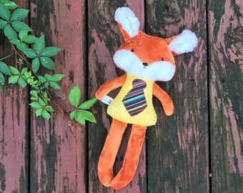 Fox Softie / Toy Fox / Stuffed Fox / Stuffed Fox / Fox Softie / Girl Fox / Boy Fox / Toy for Kids / Gifts for Kids / Fox Doll / Soft Toy