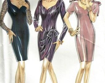 Schnittmuster kleid zum binden