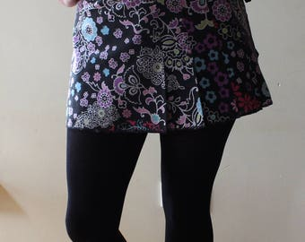 Short wrap Skirt (one size fits most small - large)