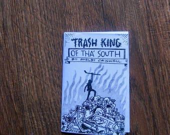 Trash King Minicomic
