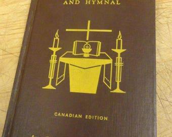 Saint Joseph Sunday Missal 1965 Catholic Prayers and Liturgy Canadian