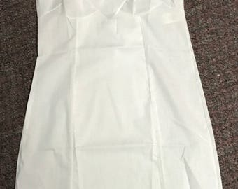 Vintage Women's Slip Made By JCPenney Size 34/12 White Lace RN#18369