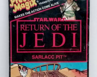 Star Wars Return of the Jedi Presto Magix