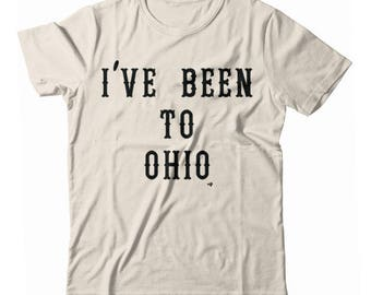 I've Been to Ohio UNISEX T-shirt