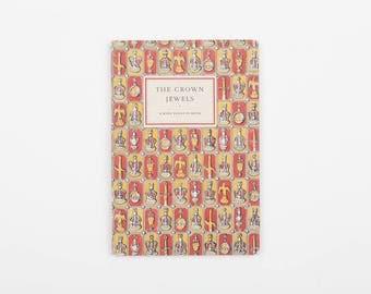 The Crown Jewels by Oliver Warner - Vintage King Penguin Book, King Penguin No 60