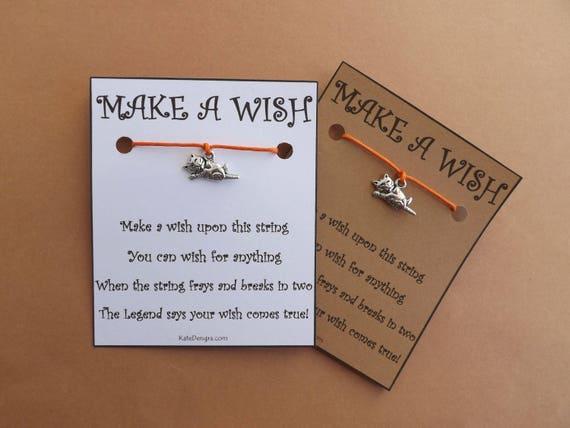 Cat Wish Bracelet