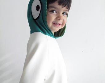 Kids sweatshirts, kids clothes, boy clothes, kids hoodie, Sarah and duck sweatshirt, Sarah and duck costume, carnival costume, birthday gift