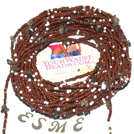 Waist Beads & More ~ ESME ~ YourWaistBeads.com