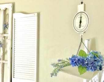 Vintage Hanging Scale - Farmhouse Fresh Produce - American Family Scale