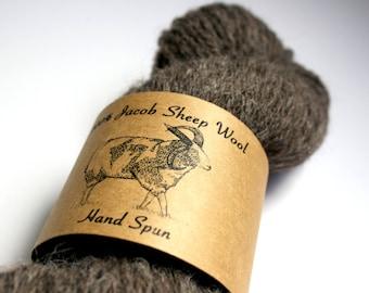 """Printable PDF- """"Hand Spun Yarn"""" Labels for Jacob Sheep Wool"""