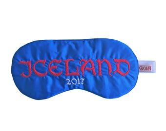 ICELAND sleep mask