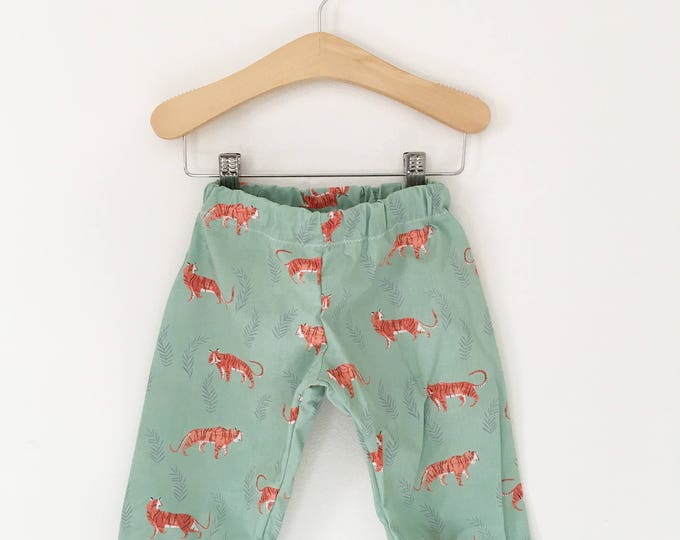 Tiger Baby, Toddler, and Child Harem Pants