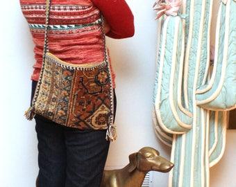 60s Carpet Tote Bag