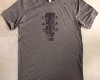 Doc Watson Guitar Tshirt