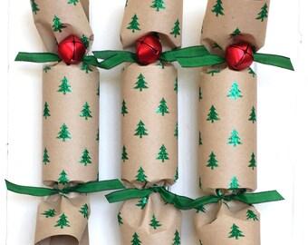 Glitter Tree Christmas Cracker