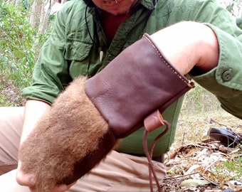 Wallaby Fur Coffee Pouch..