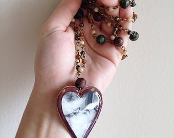 A Love Necklace for Frida and Diego