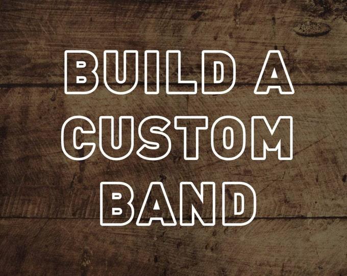 Build a Custom Leather Watch Strap