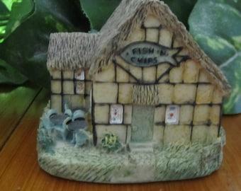 Cornwall Collectors Society, Fish n Chips, Restaurant, BH27, vintage, 1994