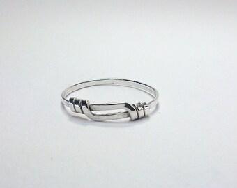 Ring Simple Hatam