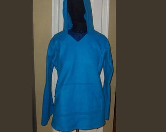 Mr. Meeseeks Hoodie Costume - Rick and Morty Costume - Convention Hoodie Cosplay - Prototype AS IS