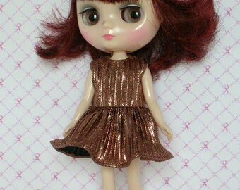 "Little ""special epiphany"" dress for Middie Blythe, an Art'co creation"