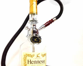Custom Hennessy Hookah