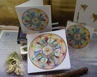 Lifeline Mandala Notebook Gift Set