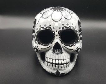 Skull home decor etsy for Skull home decor