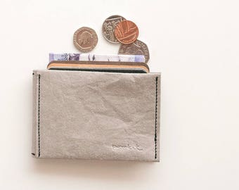 Front Pocket Coin Wallet [Coin Pocket Wallet, Slim Coin Purse, Thin Coin Pouch]